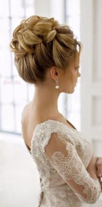 15 Beautiful Wedding Updo Hairstyles | Styles Weekly