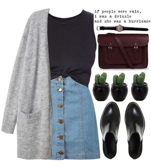 10 Super Cute Skirt Outfits