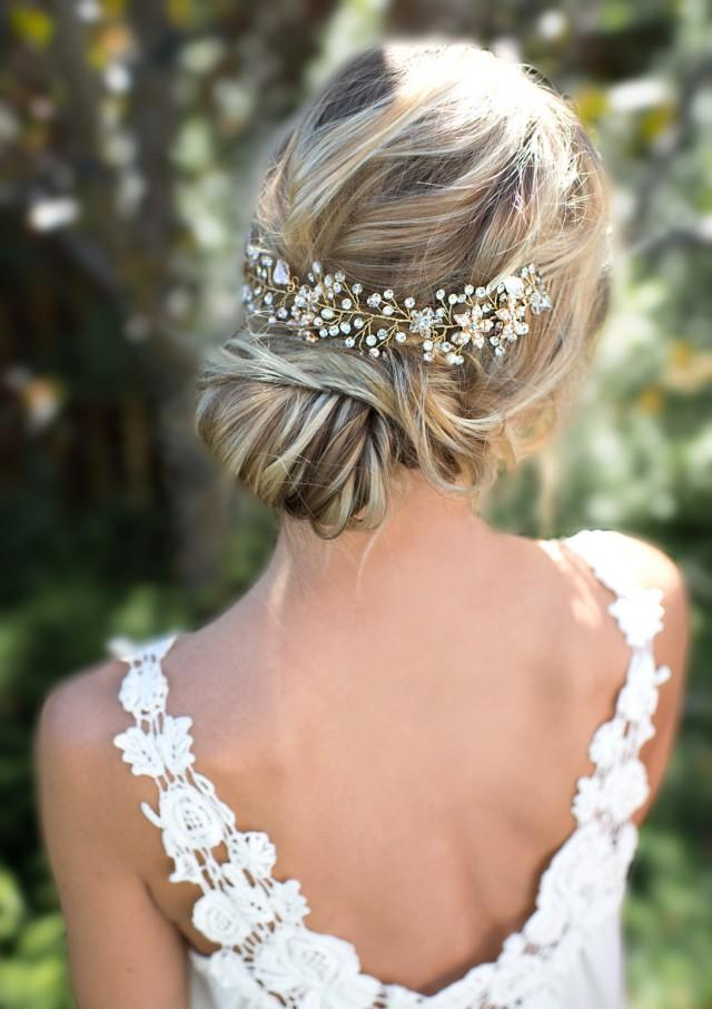 Stylish Hairstyle For Short Hair 30 Beautiful Wedding Hairstyles – Romantic Bridal