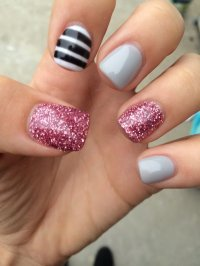35+ Cute Nail Designs for Short Nails