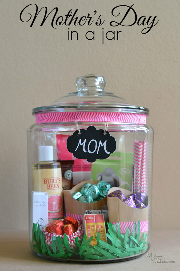 SaveEnlarge Mother39s Day Gift Basket For The New Mom