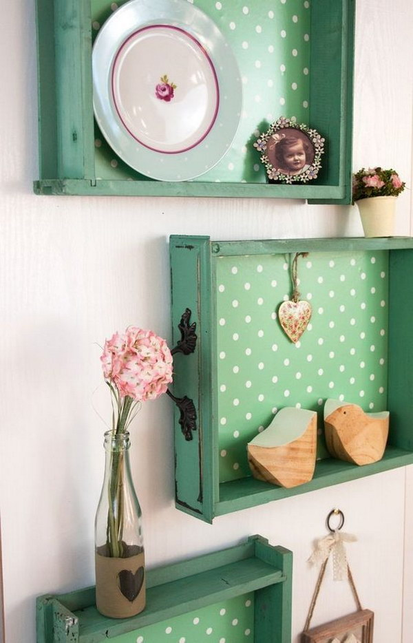 Plastic Drawers Ikea 30+ Diy Ideas & Tutorials To Get Shabby Chic Style