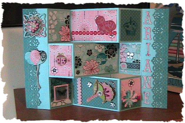 diy photo album ideas for your special moments. Black Bedroom Furniture Sets. Home Design Ideas