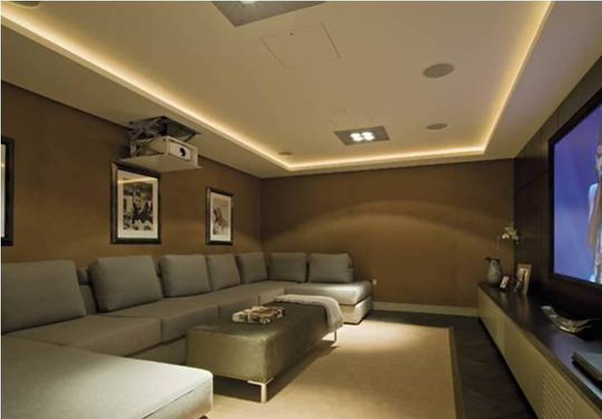 Basement Concepts Home Lighting - Style Within