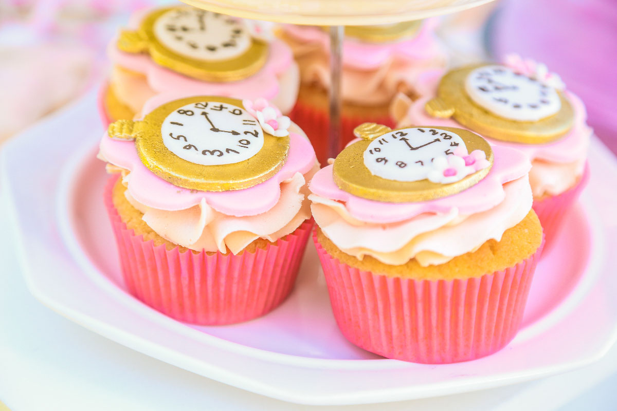 Cupcake Verzierung Silvester Cupcake Style Your Cake