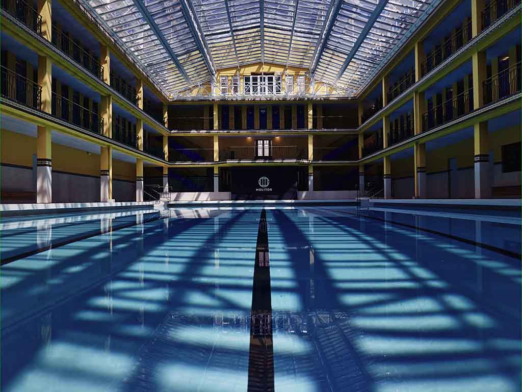 Hotel Molitor Piscine Molitor Paris Mgallery By Sofitel Stylish City Hotels