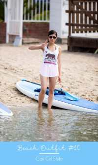 21 Cute Beach Outfits for Your Summer Outfit Inspiration