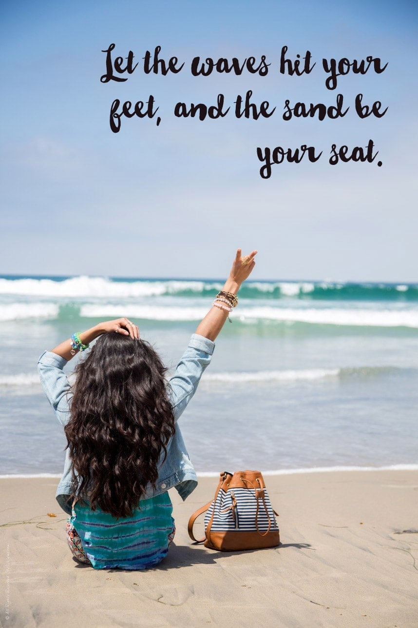 Cute Stylish Small Girl Wallpaper 117 Of The Best Beach Quotes Amp Beach Photos For Your
