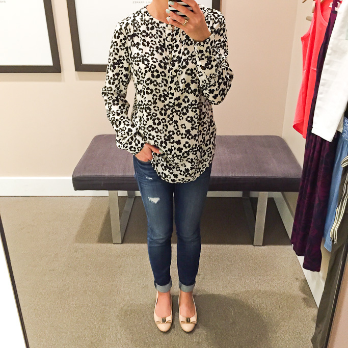 Fitting Room Reviews Loft, JCrew, Ann Taylor and Anthropologie