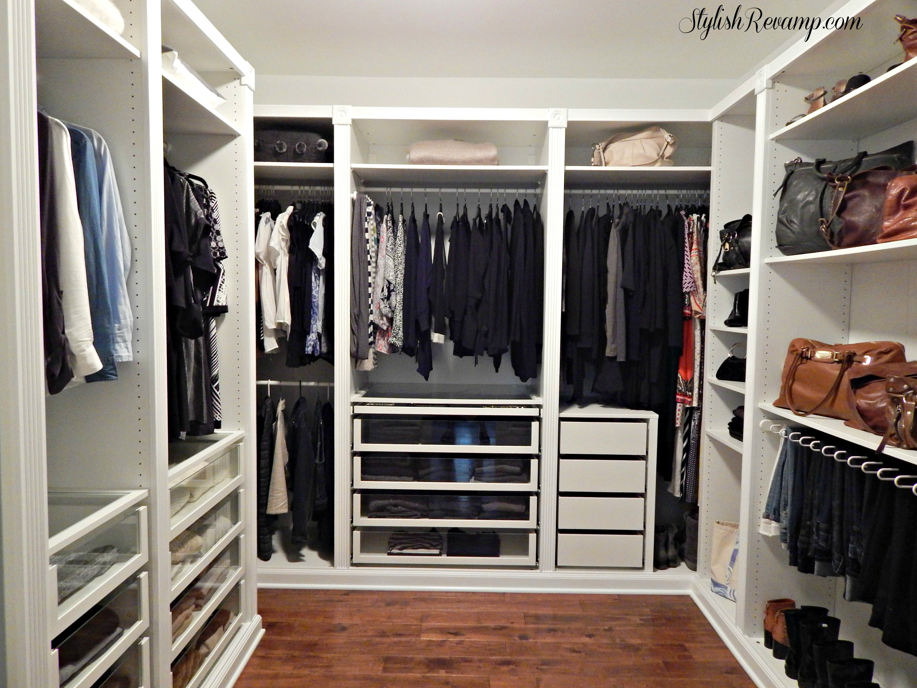 Ikea System Revamping My Closet With The Ikea Pax Wardrobe Stylish