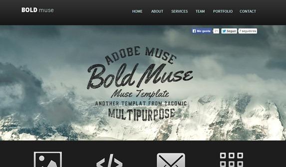 200 Best Adobe Muse Templates