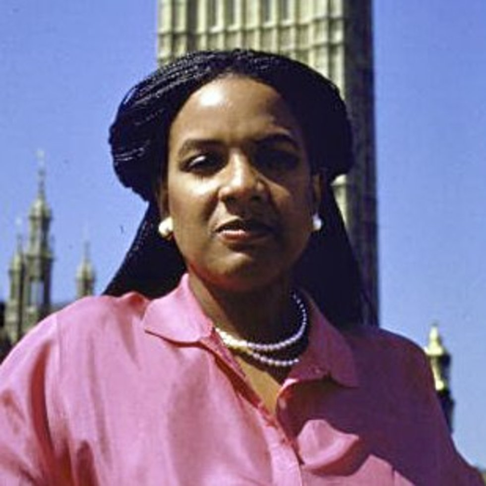 Hair Braids Kit Labour Mp Diane Abbott On The Politics Of Hair