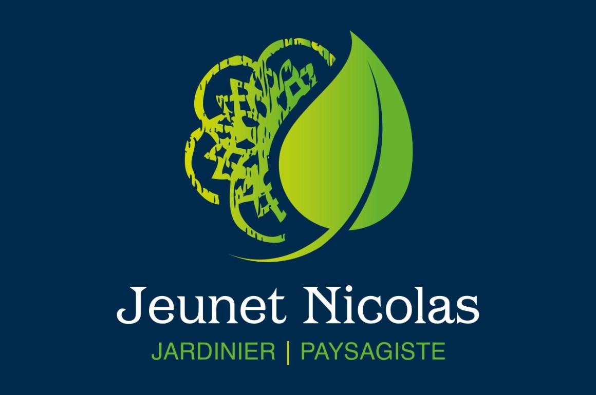Création logotype Jeunet Nicolas