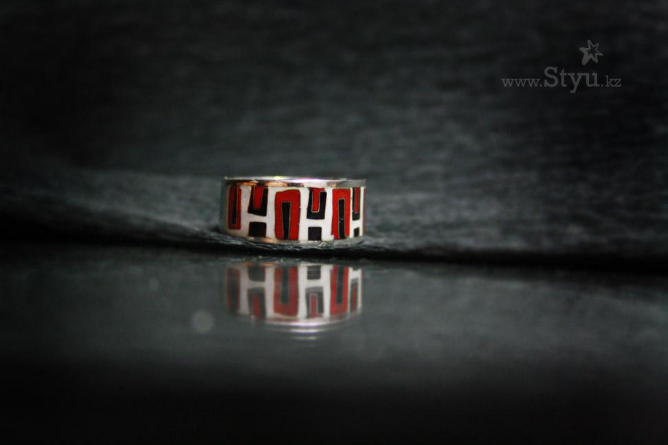 Styu, styu.kz, горячая эмаль, enameling, купить кольцо в алматы, купить кольцо в астане, ювелир алматы, эмаль на серебре, сделано в казахстане