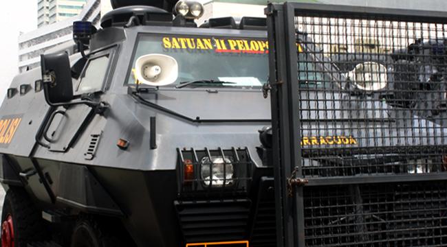 06072012 POLDA Terjunkan 40.801 Personel PILKADA (Foto: Aljon Ali Sagara)