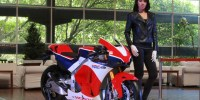 AHM Hadirkan RC213V-S dan Jajaran Bigbike Honda pada IIMS 2016