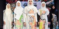 Galeri Foto Muslim Fashion Festival Indonesia 2016 Hari ke 2