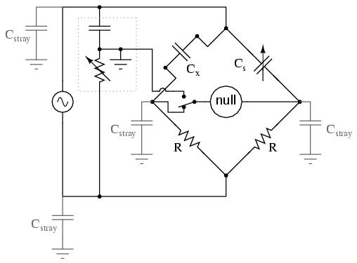 potential divider circuits