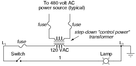 120 vac electrical switch