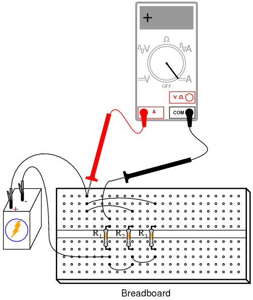 current divider circuits