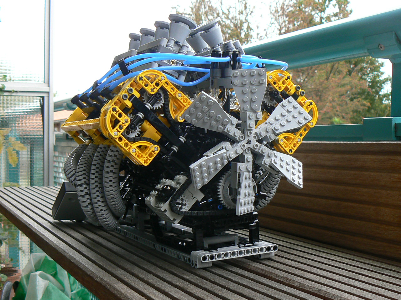 Cool Machines To Build Is There Anything You Cant Make With Lego No Heres A