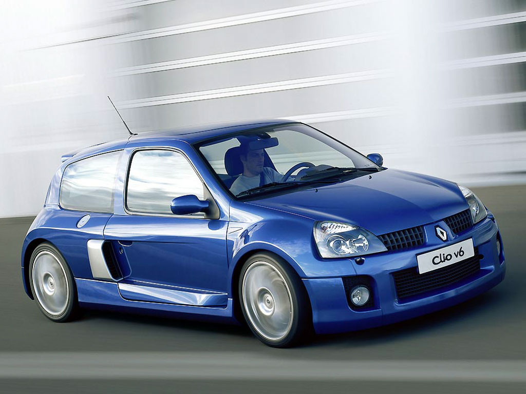 Clio V6 The Fast And The Forbidden 2001 3905 Renault Clio V6 Renault
