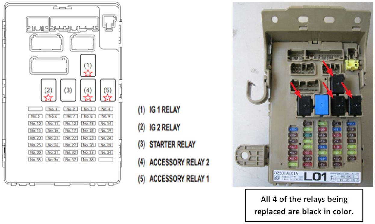 2013 Subaru Outback Wiring Diagrams Auto Electrical Diagram Swi Rc Kia Relay