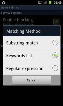 2_USSD_Blocker_Matching_Methods