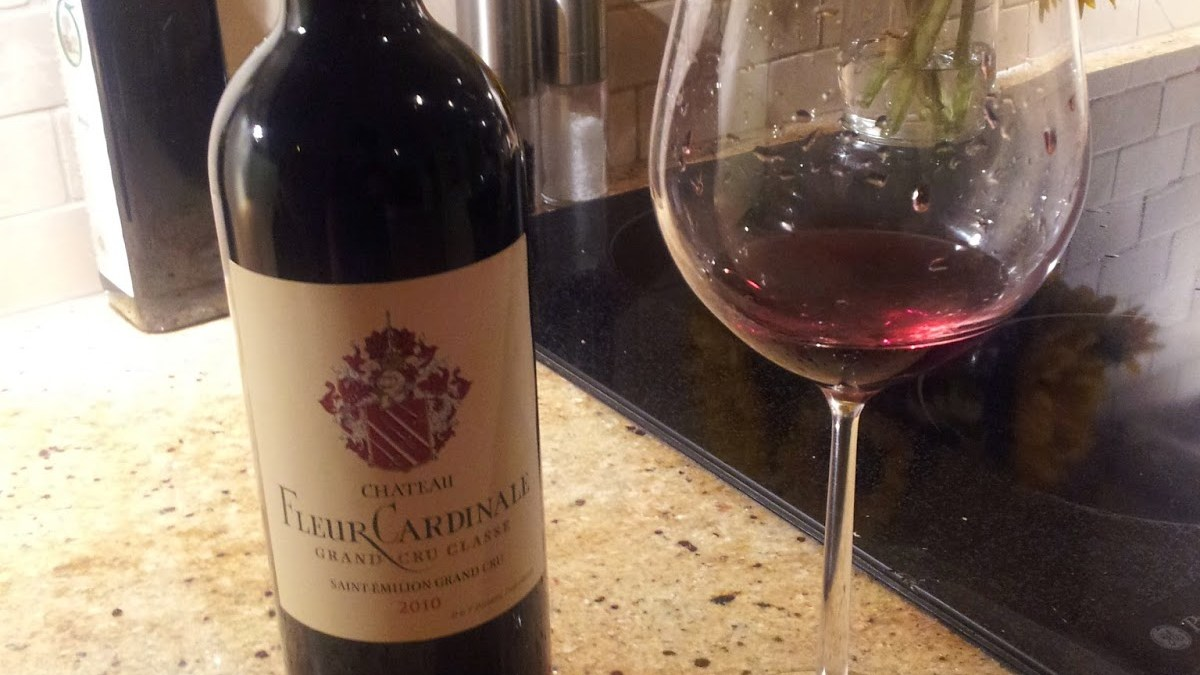 A Worthy Celebration After a Long Absence: The 2010 Chateau Fleur Cardinale