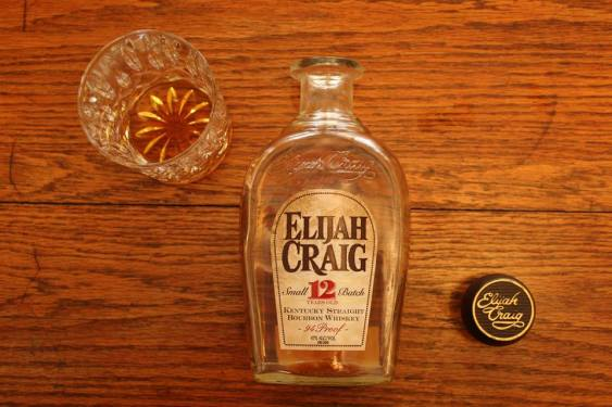 Elijah Craig 12 yr Small Batch Bourbon