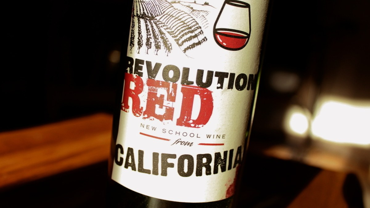 Revolution Red is the Perfect Party Wine