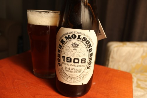 1908 Historic Pale Ale.