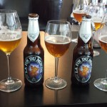 A 2016, 2014 & 2011 La Fin Du Monde show the difference that happens when aging beer.