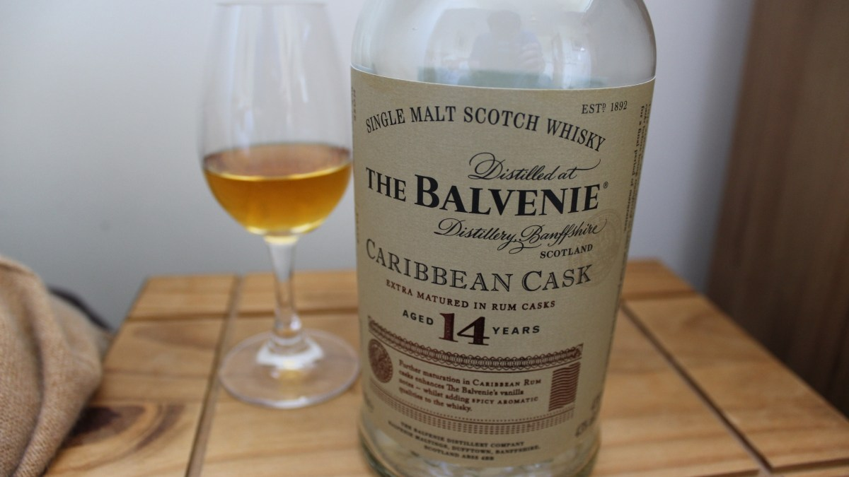 The Balvenie Caribbean Cask is a Sweet, Complex Speyside