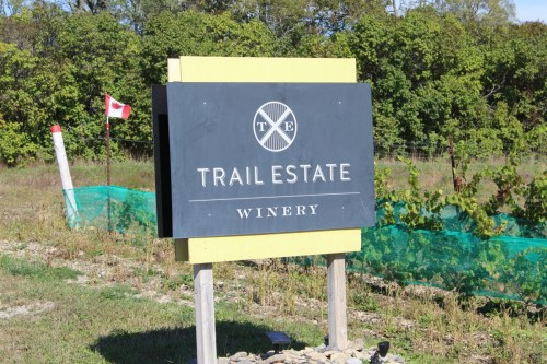 Trail Estate Prince Edward County Wineries