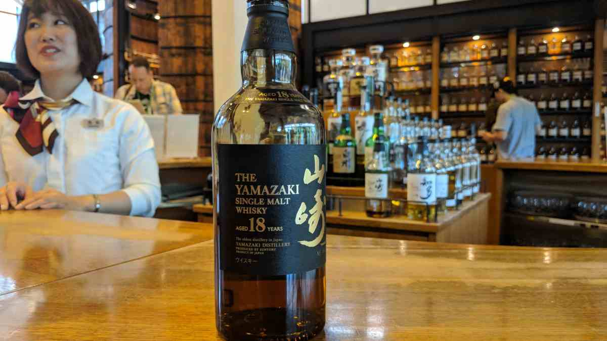 Yamazaki 18: A World Whisky Worth Exploring (If You Can Find It)