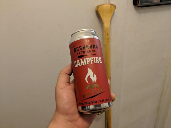 Campfire Rye Ale