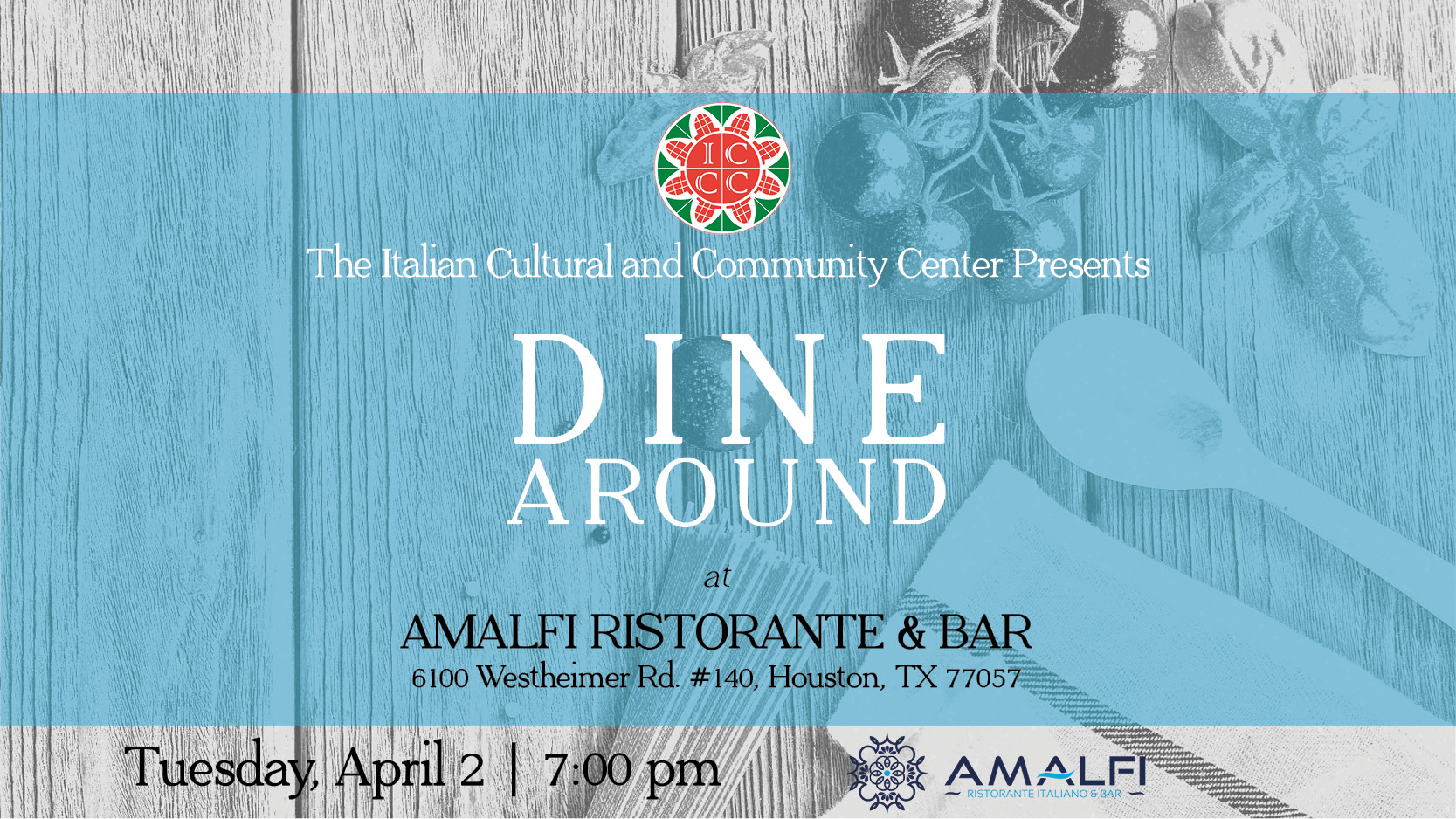 Cucina Di Pesce Prix Fixe Iccc Dine Around At Amalfi Ristorante Bar Presented By Italian