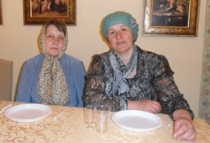 Тамара и Мория - гиюр 2