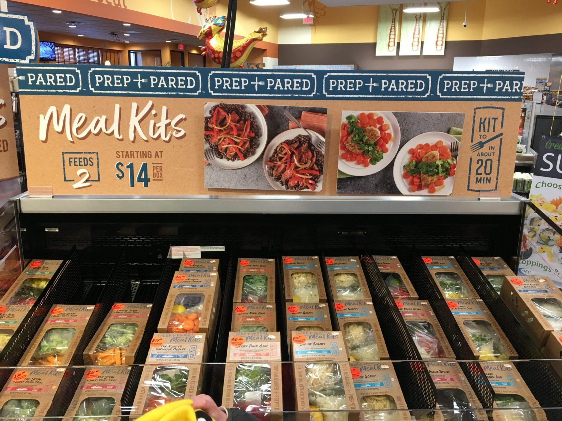 Prep Pared Meal Kit Review Subscription Box Ramblings