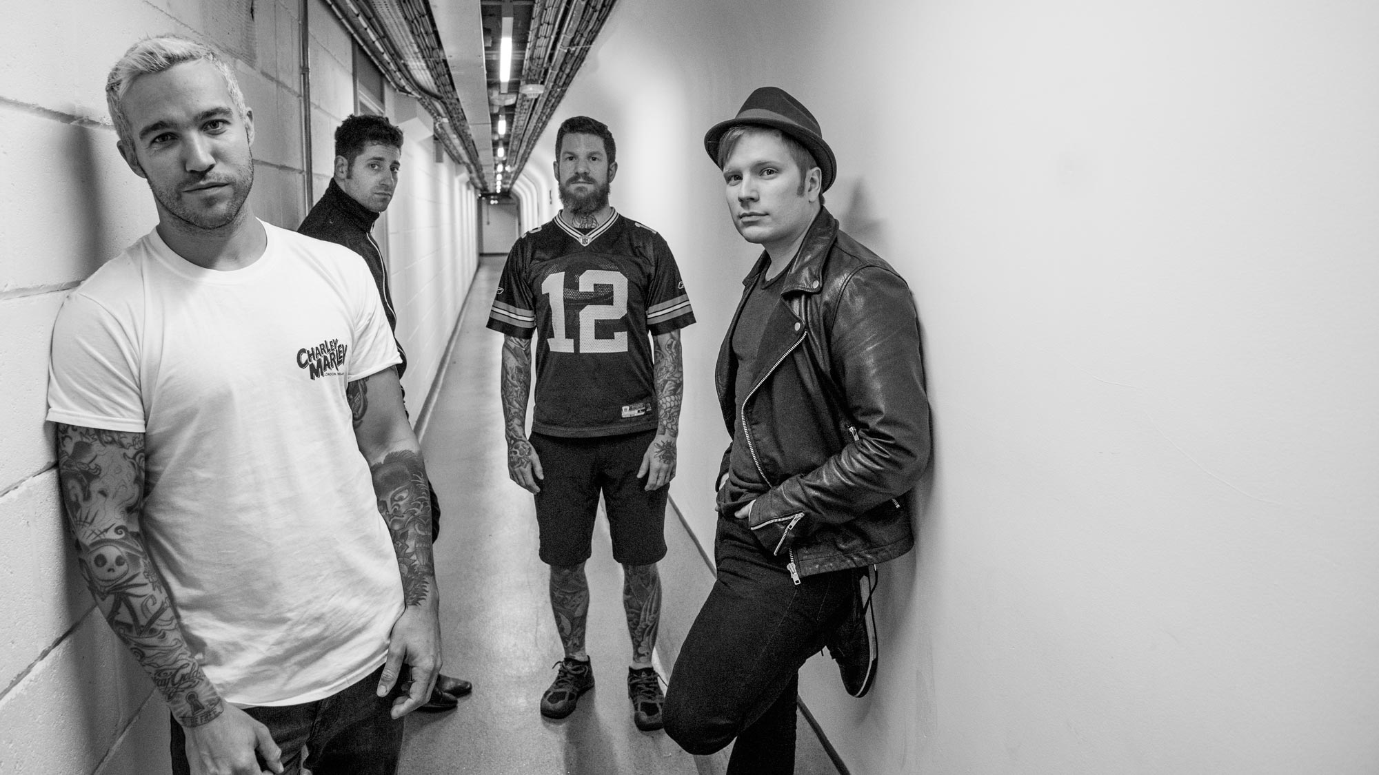 Fall Out Boy Wallpaper Mania Op Ed Fall Out Boy Do Not Need You Or Me To Defend Them