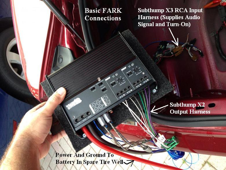 Subthump Camaro Wiring Harness 2010 Wiring Schematic Diagram