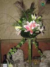 Centerpiece from J & Y wedding