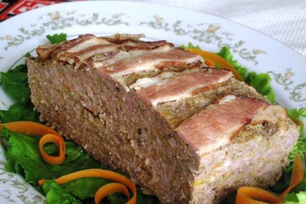 Suburban Meatloaf
