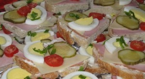 Party-canapes