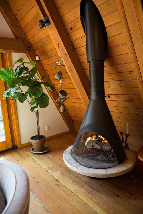 Wohnungsideen Modern Buying A Vintage Cone Fireplace – Suburban Pop
