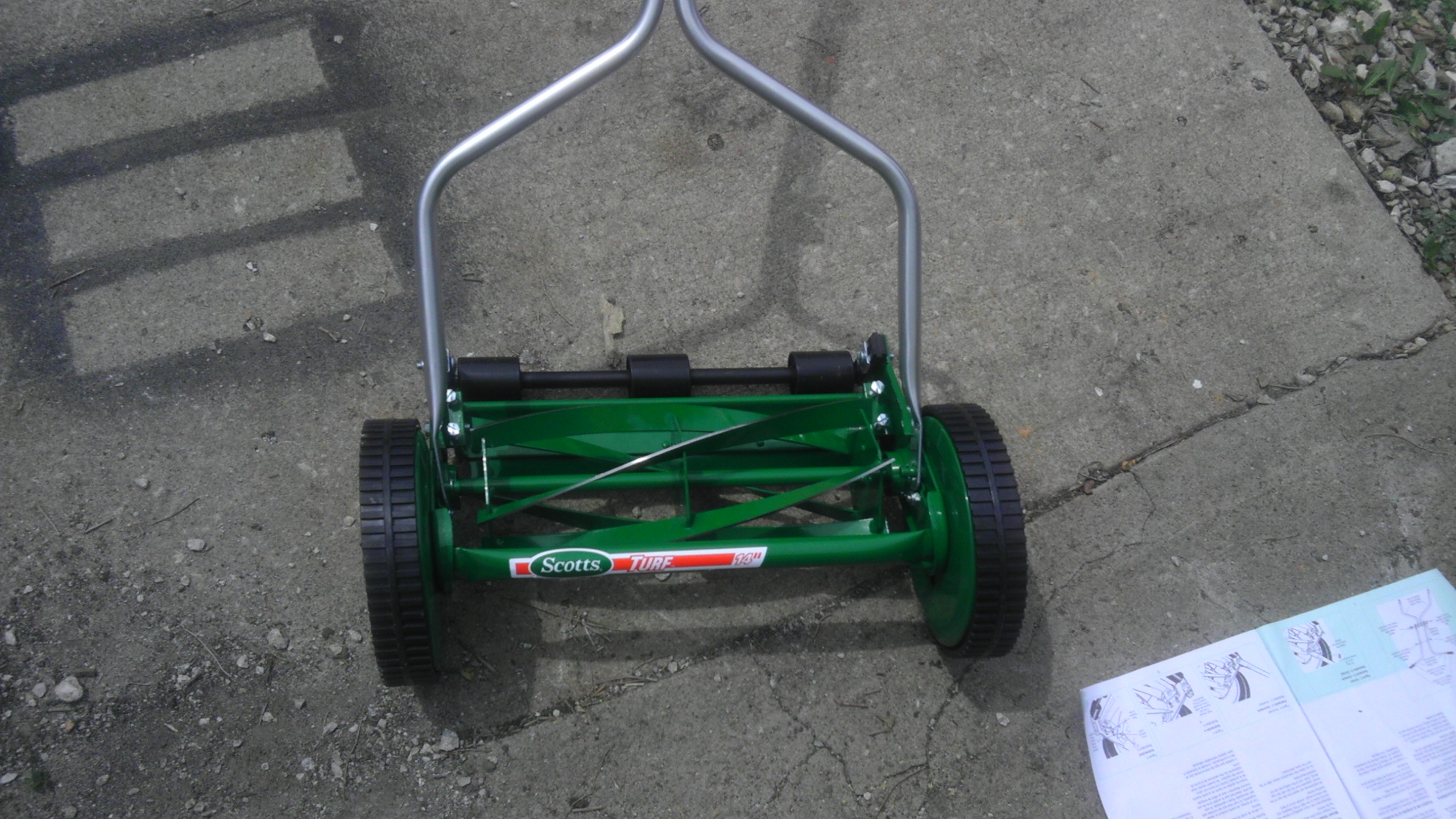 Affordable Home Depot Seen Fit To Put Se On Who Hell Is Crazy Enough To Purchase This Scotts Reel Mower Review Experiments Anachronism Scotts Reel Mower Manual Scotts Reel Mower 14 Inch houzz-02 Scotts Reel Mower