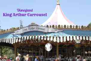 King Arthur Carrousel – Disneyland
