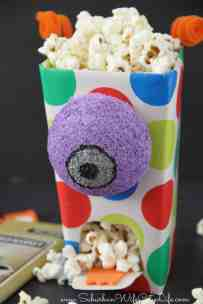 Popcorn Box Party- Monster Pop