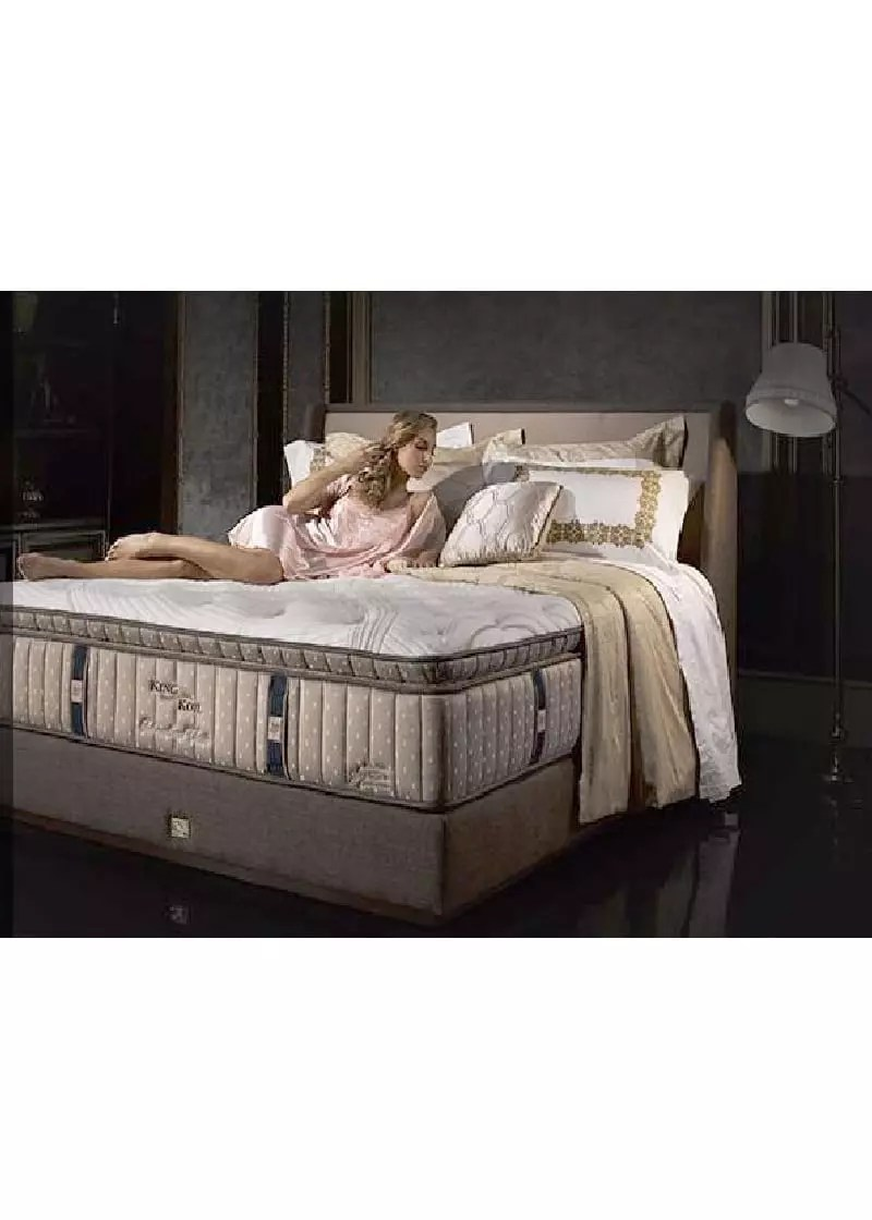 Talalay Matras Springbed Matras King Koil International Classic
